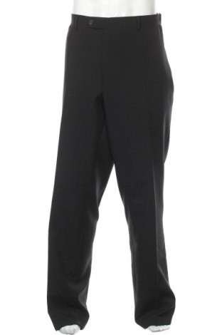 Мъжки панталон Man's World, Размер XXL, Цвят Черен, Полиестер, Цена 24,56лв.