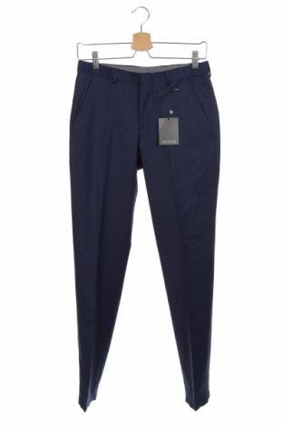 Pánské kalhoty  McNeal, Velikost S, Barva Modrá, 54% polyester, 44% vlna, 2% elastan, Cena  287,00Kč