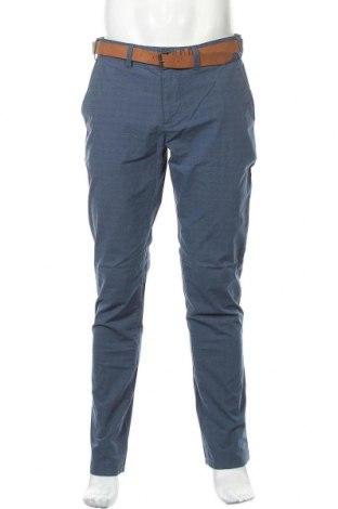 Ανδρικό παντελόνι McNeal, Μέγεθος L, Χρώμα Μπλέ, 98% βαμβάκι, 2% ελαστάνη, Τιμή 13,76€