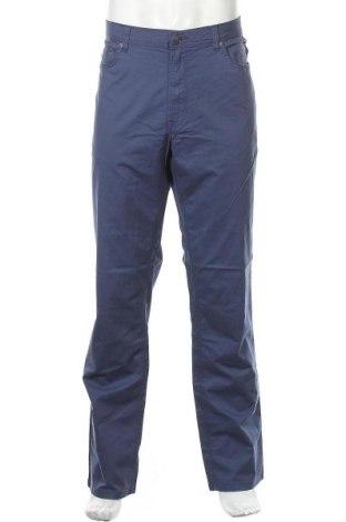Ανδρικό παντελόνι Montego, Μέγεθος XL, Χρώμα Μπλέ, 98% βαμβάκι, 2% ελαστάνη, Τιμή 12,22€