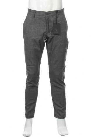 Pánské kalhoty  Only & Sons, Velikost M, Barva Šedá, 65% polyester, 33% viskóza, 2% elastan, Cena  196,00Kč