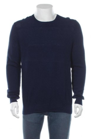 Pánský svetr , Velikost L, Barva Modrá, Cena  211,00Kč