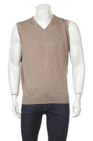 Ανδρικό πουλόβερ Christian Berg, Μέγεθος L, Χρώμα  Μπέζ, Βαμβάκι, Τιμή 18,10€