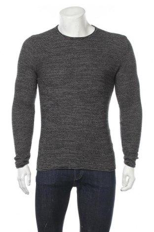 Мъжки пуловер Only & Sons, Размер XS, Цвят Черен, Памук, Цена 11,54лв.