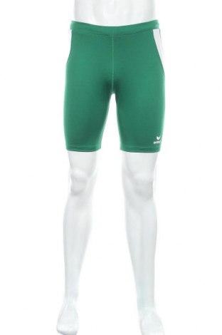Мъжки спортен клин Erima, Размер L, Цвят Зелен, 84% полиестер, 16% еластан, Цена 16,96лв.
