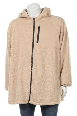 Ανδρικό φούτερ Urban Classics, Μέγεθος 4XL, Χρώμα  Μπέζ, Πολυεστέρας, Τιμή 28,59€