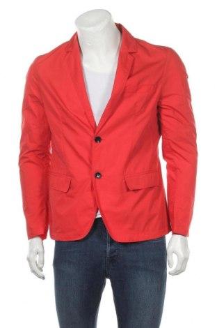 Мъжко сако Antony Morato, Размер M, Цвят Червен, 55% памук, 45% полиестер, Цена 44,64лв.