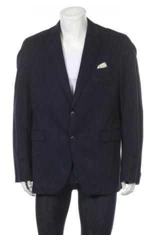 Мъжко сако Christian Berg, Размер XL, Цвят Син, 98% памук, 2% еластан, Цена 28,06лв.