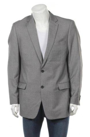 Мъжко сако Christian Berg, Размер XL, Цвят Сив, 85% полиестер, 15% вискоза, Цена 26,46лв.