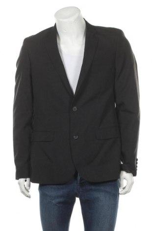Мъжко сако Le Chateau, Размер XL, Цвят Черен, Полиестер, Цена 25,28лв.