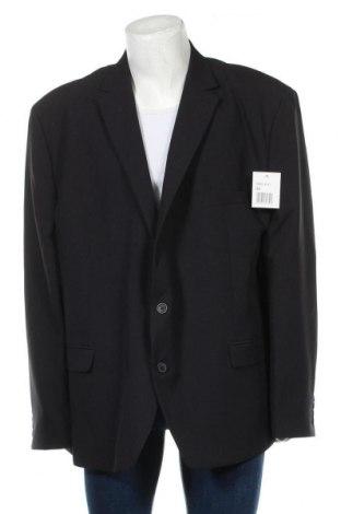 Ανδρικό σακάκι Man's World, Μέγεθος 4XL, Χρώμα Μπλέ, 100% πολυεστέρας, Τιμή 38,27€