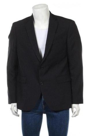 Мъжко сако Man's World, Размер XL, Цвят Син, 100% полиестер, Цена 28,87лв.