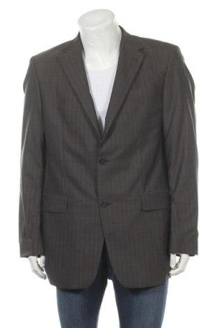 Мъжко сако Pierre Cardin, Размер L, Цвят Сив, Вълна, Цена 27,60лв.