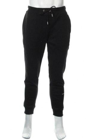 Ανδρικό αθλητικό παντελόνι Calvin Klein Jeans, Μέγεθος L, Χρώμα Μαύρο, Βαμβάκι, Τιμή 29,92€