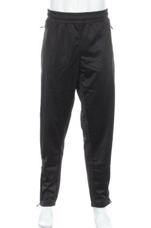 Мъжко спортно долнище H.i.s, Размер XL, Цвят Черен, Полиестер, Цена 40,50лв.