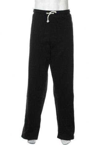 Ανδρικό αθλητικό παντελόνι Lonsdale, Μέγεθος 4XL, Χρώμα Μαύρο, Βαμβάκι, Τιμή 22,81€