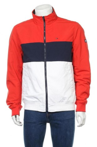 Ανδρικό μπουφάν Tommy Hilfiger, Μέγεθος L, Χρώμα Πολύχρωμο, Πολυαμίδη, Τιμή 104,28€
