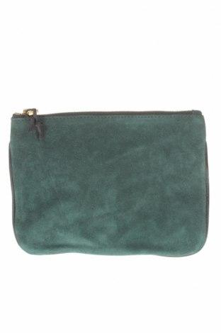 Νεσεσέρ Balmain X H&M, Χρώμα Πράσινο, Φυσικό σουέτ, γνήσιο δέρμα, Τιμή 74,44€