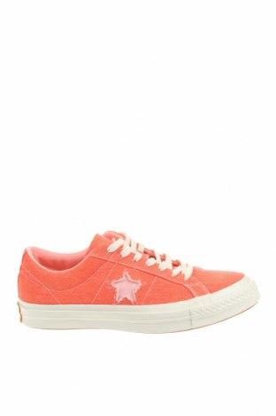 Обувки Converse, Размер 41, Цвят Розов, Текстил, Цена 83,85лв.