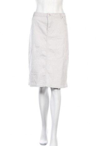 Пола Noni B, Размер XXL, Цвят Сив, 98% памук, 2% еластан, Цена 40,95лв.