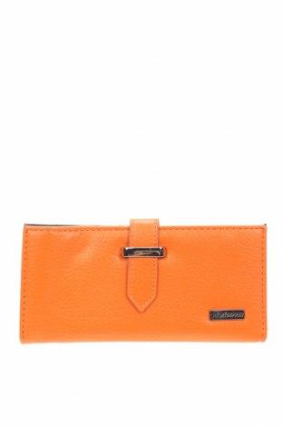 Портмоне, Цвят Оранжев, Еко кожа, Цена 18,90лв.