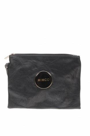 Портмоне Mimco, Цвят Черен, Еко кожа, Цена 33,08лв.