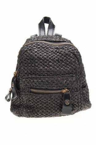 Раница, Цвят Черен, Текстил, еко кожа, Цена 17,90лв.