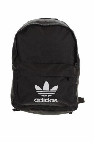 Раница Adidas Originals, Цвят Черен, Текстил, Цена 66,24лв.
