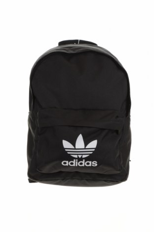 Раница Adidas Originals, Цвят Черен, Текстил, Цена 64,08лв.