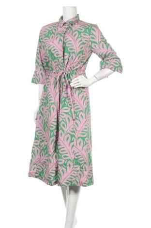 Φόρεμα Marc Cain, Μέγεθος L, Χρώμα Ρόζ , Τιμή 79,24€
