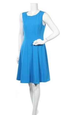 Рокля Adrianna Papell, Размер M, Цвят Син, 97% полиестер, 3% еластан, Цена 54,60лв.