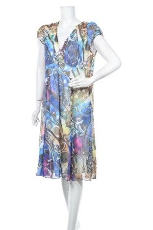 Рокля Ashley Brooke, Размер XL, Цвят Многоцветен, Полиестер, Цена 30,45лв.