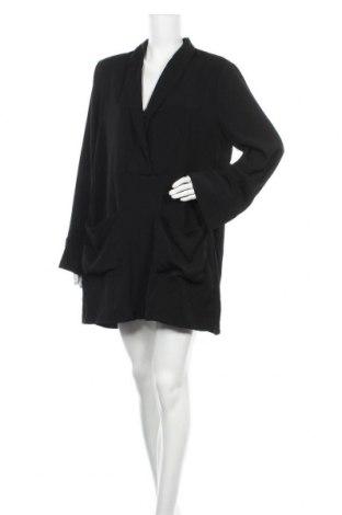 Рокля Atmos & Here, Размер XL, Цвят Черен, Полиестер, Цена 28,93лв.