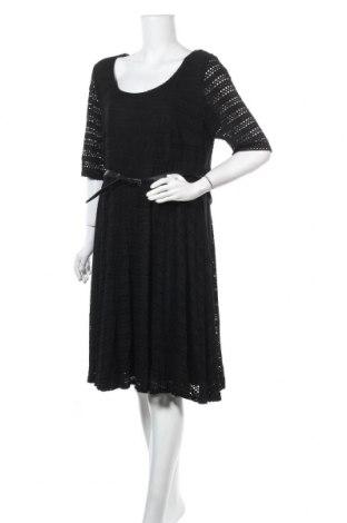 Φόρεμα Autograph, Μέγεθος XL, Χρώμα Μαύρο, 60% βισκόζη, 35% πολυεστέρας, 5% ελαστάνη, Τιμή 17,66€