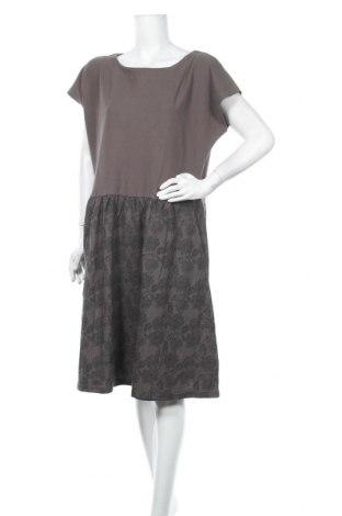 Rochie Boysen's, Mărime XL, Culoare Gri, Bumbac, Preț 72,63 Lei