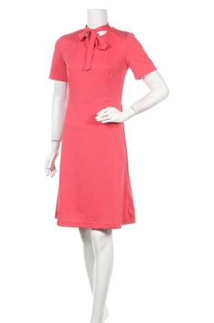 Рокля Foggy, Размер M, Цвят Розов, 60% полиестер, 40% вискоза, Цена 35,96лв.
