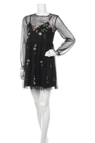 Φόρεμα H&M Divided, Μέγεθος S, Χρώμα Μαύρο, 100% πολυεστέρας, Τιμή 15,35€