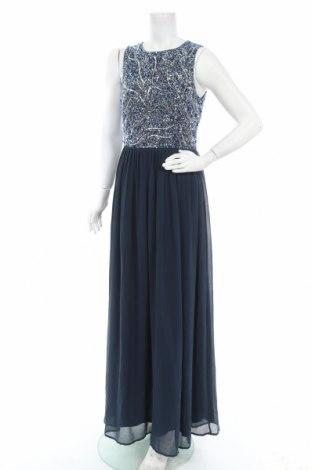 Rochie Lace & Beads, Mărime L, Culoare Albastru, Poliester, Preț 441,62 Lei
