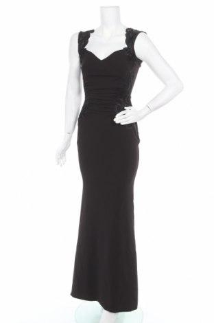 Рокля Lipsy London, Размер S, Цвят Черен, 95% полиестер, 5% еластан, Цена 103,35лв.