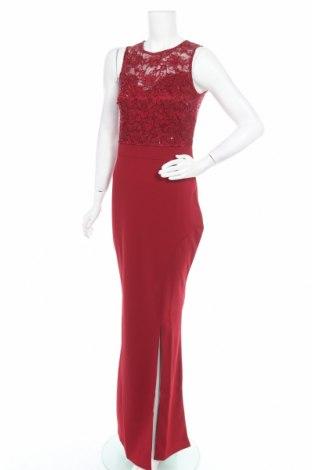 Рокля Lipsy London, Размер M, Цвят Червен, 95% полиестер, 5% еластан, Цена 126,75лв.