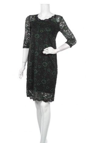 Šaty  Mamalicious, Velikost S, Barva Černá, 50% polyamide, 40% polyester, 10% elastan, Cena  424,00Kč
