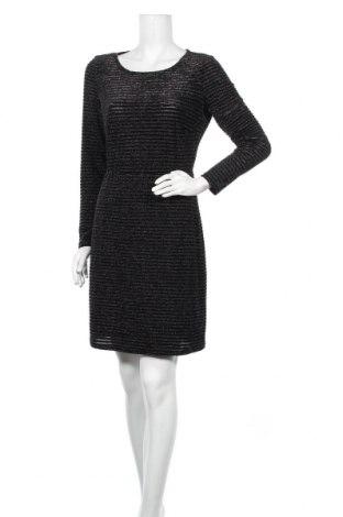 Φόρεμα Pieces, Μέγεθος M, Χρώμα Μαύρο, 95% πολυεστέρας, 5% ελαστάνη, Τιμή 16,42€