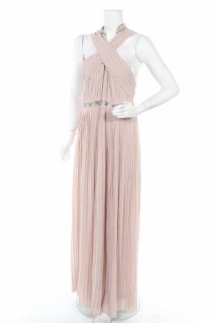 Рокля TFNC London, Размер XL, Цвят Розов, Полиестер, Цена 96,75лв.