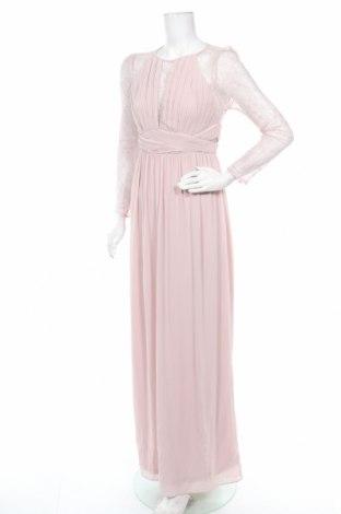 Рокля TFNC London, Размер M, Цвят Розов, Полиестер, Цена 58,50лв.
