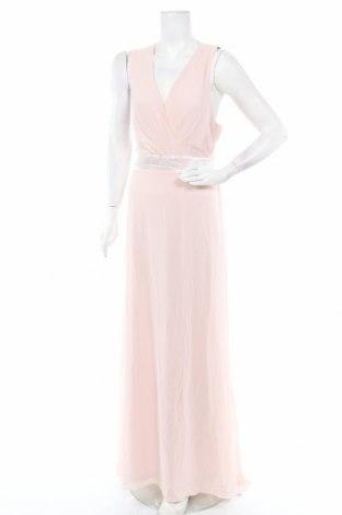 Рокля TFNC London, Размер XL, Цвят Розов, Полиестер, Цена 66,75лв.