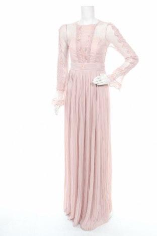 Рокля TFNC London, Размер M, Цвят Розов, Полиестер, Цена 48,95лв.