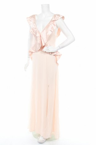 Рокля TFNC London, Размер M, Цвят Розов, 97% полиестер, 3% еластан, Цена 83,85лв.