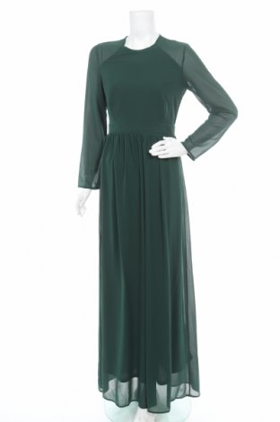 Рокля TFNC London, Размер M, Цвят Зелен, Полиестер, Цена 96,75лв.