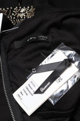 Рокля TFNC London, Размер L, Цвят Черен, Полиестер, Цена 27,59лв.