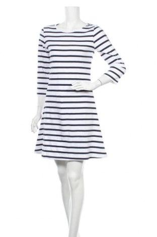 Φόρεμα Tom Tailor, Μέγεθος S, Χρώμα Λευκό, Βαμβάκι, Τιμή 26,38€
